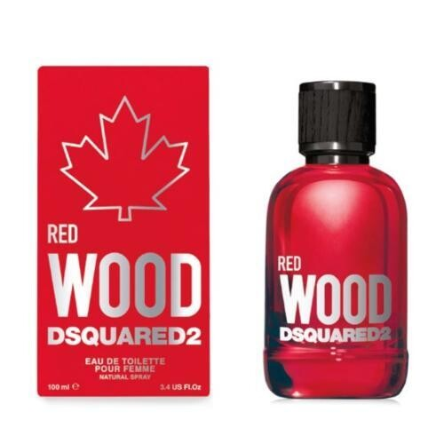 DSQUARED2 RED POUR FEMME EDT 100 ML