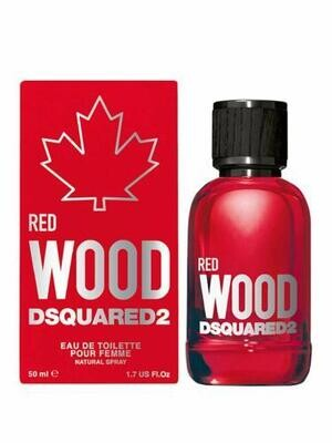 DSQUARED2 RED POUR FEMME EDT 50 ML