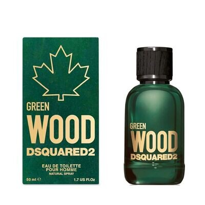 DSQUARED2 GREEN POUR HOMME EDT 50 ML