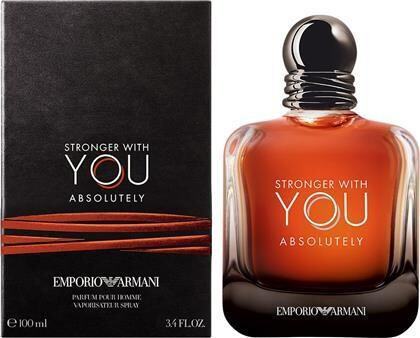 STRONGER WITH YOU ABSOLUTELY FOR MEN EDP 100 ML