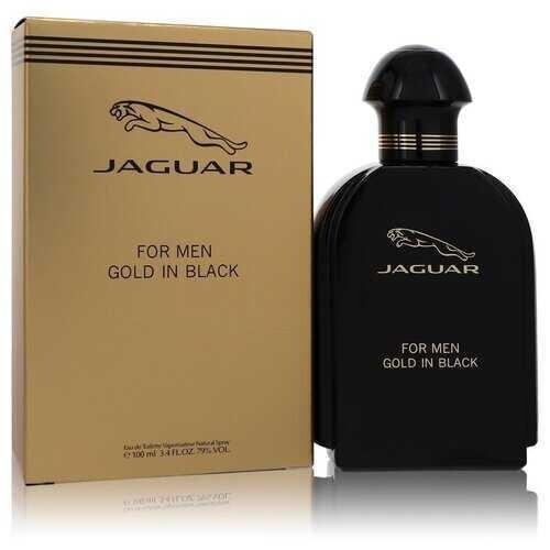 JAGUAR FOR MEN GOLD IN BLACK EDT 100ML