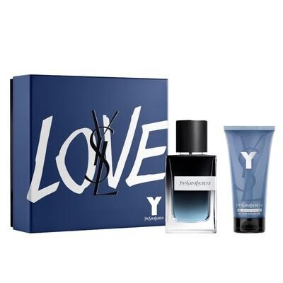 Yves Saint Laurent Y EDP 60ml + 50ml Shower Gel Gift Set