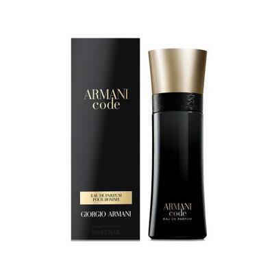 ARMANI CODE FOR MEN EDP 60 ML