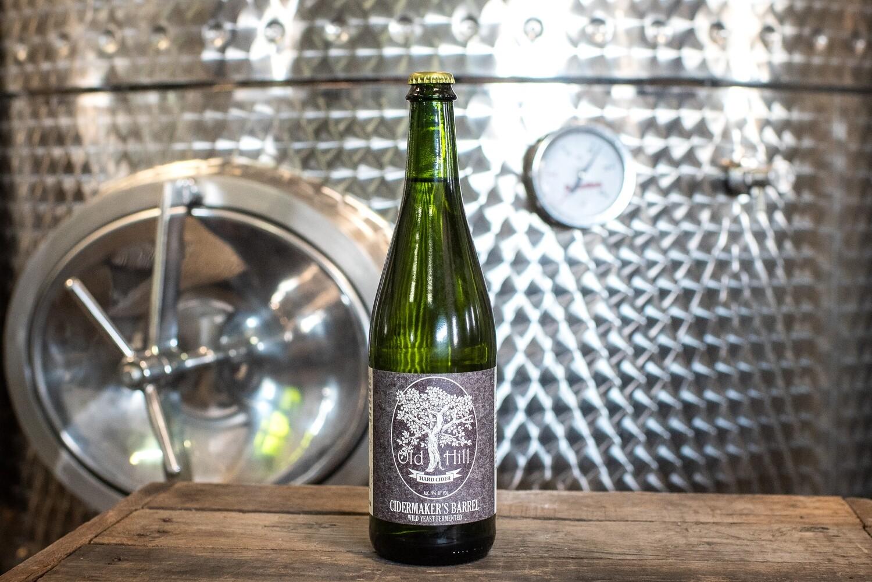 Cidermakers Barrel 750ml Bottle