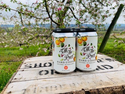 Off The Press 4-Pack of 12-Ounce Cans