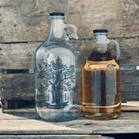 64 Ounce Old Hill Cider Growler Fill