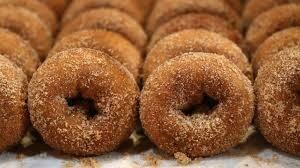 One Dozen Apple Cider Donuts (Fri., Sat., Sun., ONLY)