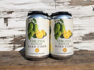 Virginia Radler 4-Pack of 12-Ounce Cans