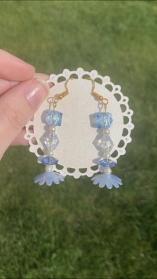 Colour Me In Earrings (Free Shipping)