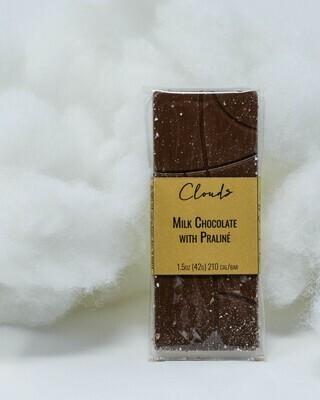 Milk Chocolate with Praline