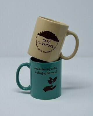 Café El Zapote Coffee Mug