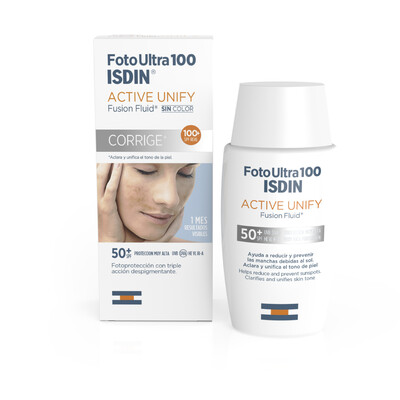Foto Ultra ISDIN Active Unify SPF50+
