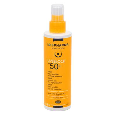 UVEBLOCK SPF50+ Spray