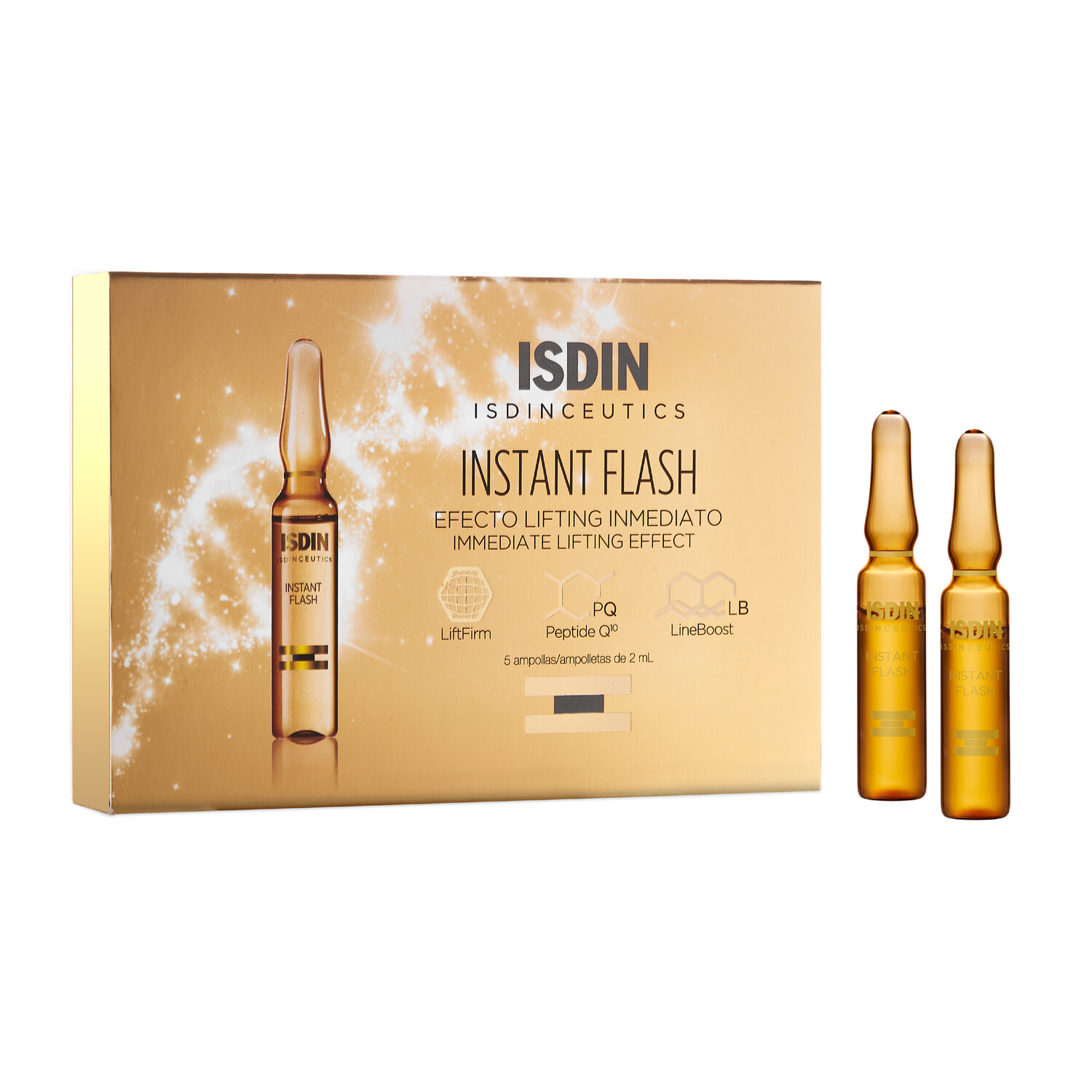 ISDINCEUTICS Instant Flash