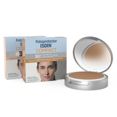 Fotoprotector ISDIN Compact SPF50+