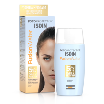 Fotoprotector ISDIN Fusion Water SPF50+