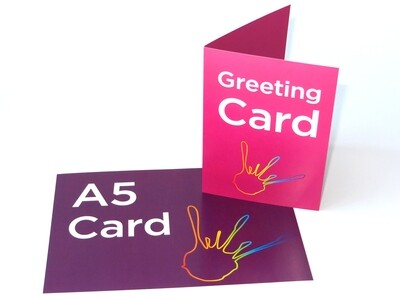 A5 Cards