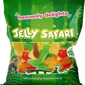 Jelly Safari godteri- 80g