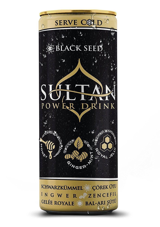 Sultan Black - 250ml
