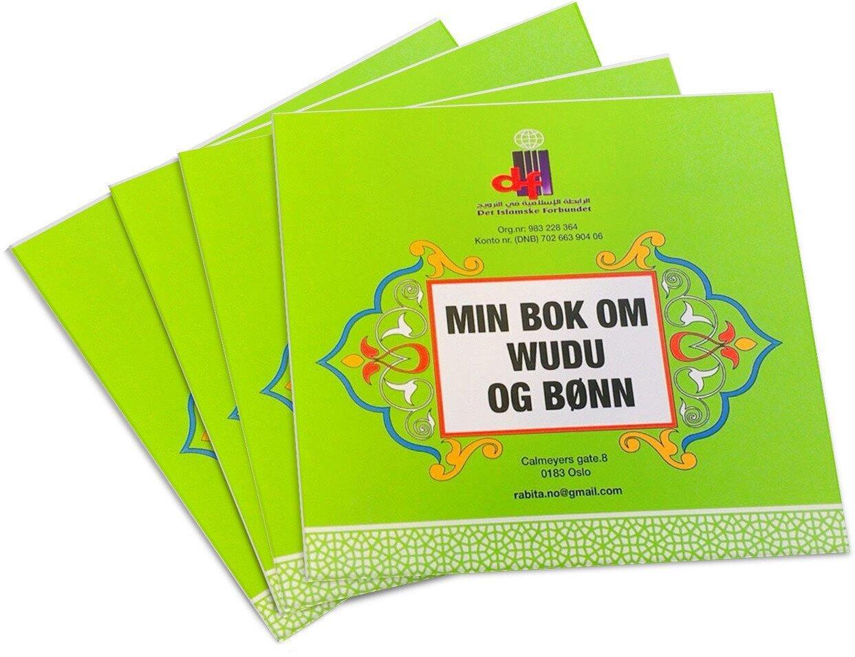 Min bok om wudhu og bønn