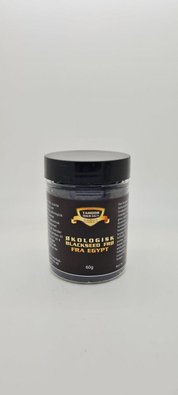 Økologisk blackseed frø - 60g