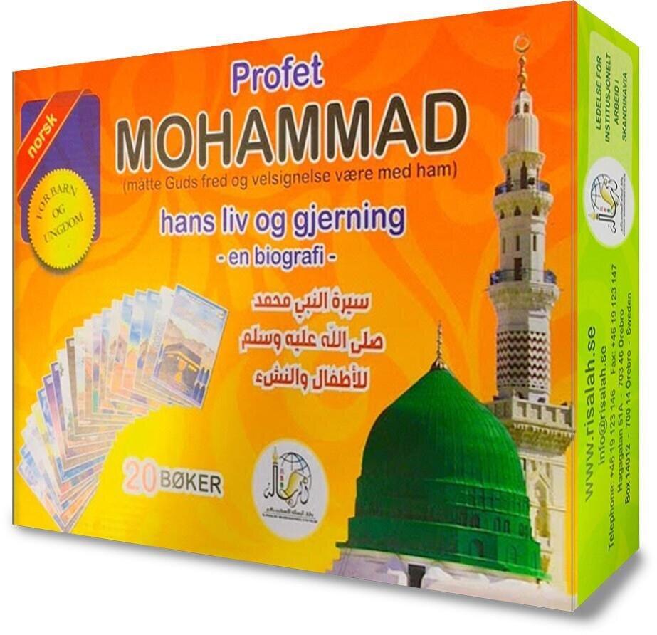 Profet Mohammad - hans liv og gjerning - 20 hefter