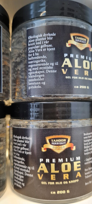 Aloe Vera Gel for en bedre hud - 200g