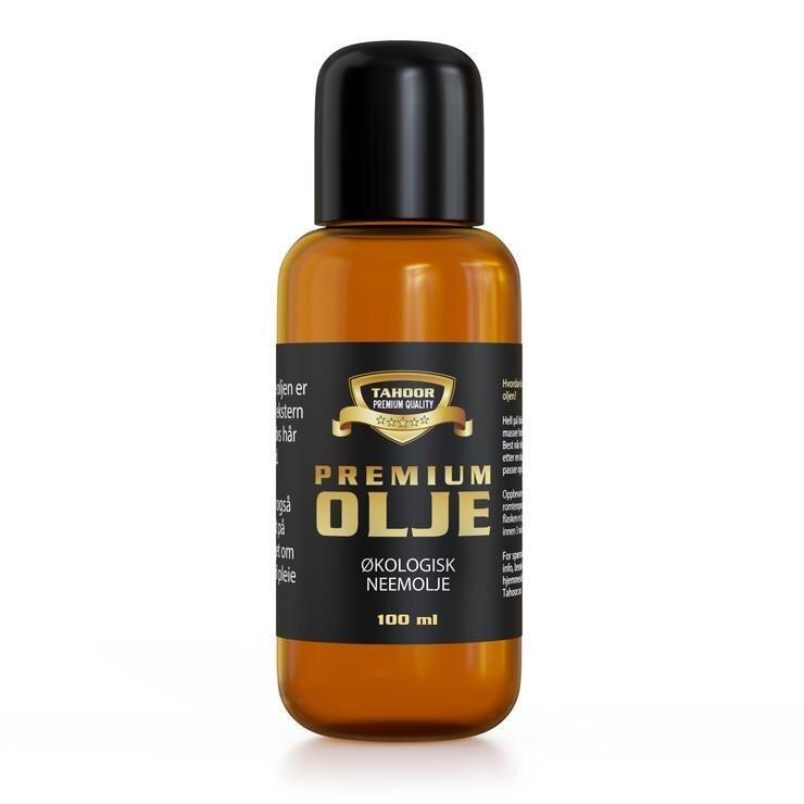 Økologisk Neemolje for hår og hud (100ml)