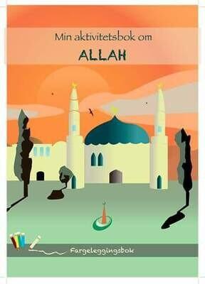 Min aktivitetsbok om Allah