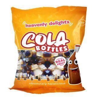 Cola Bottles godteri- 80g
