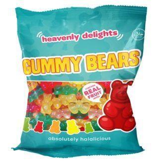 Gummy bears godteri - 80g