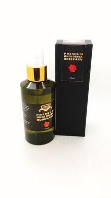 Økologisk rosevann for ansiktet - 150ml