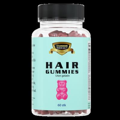 Hair Gummies - 60stk