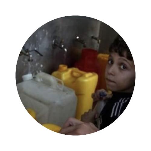 Rent vann for Palestina