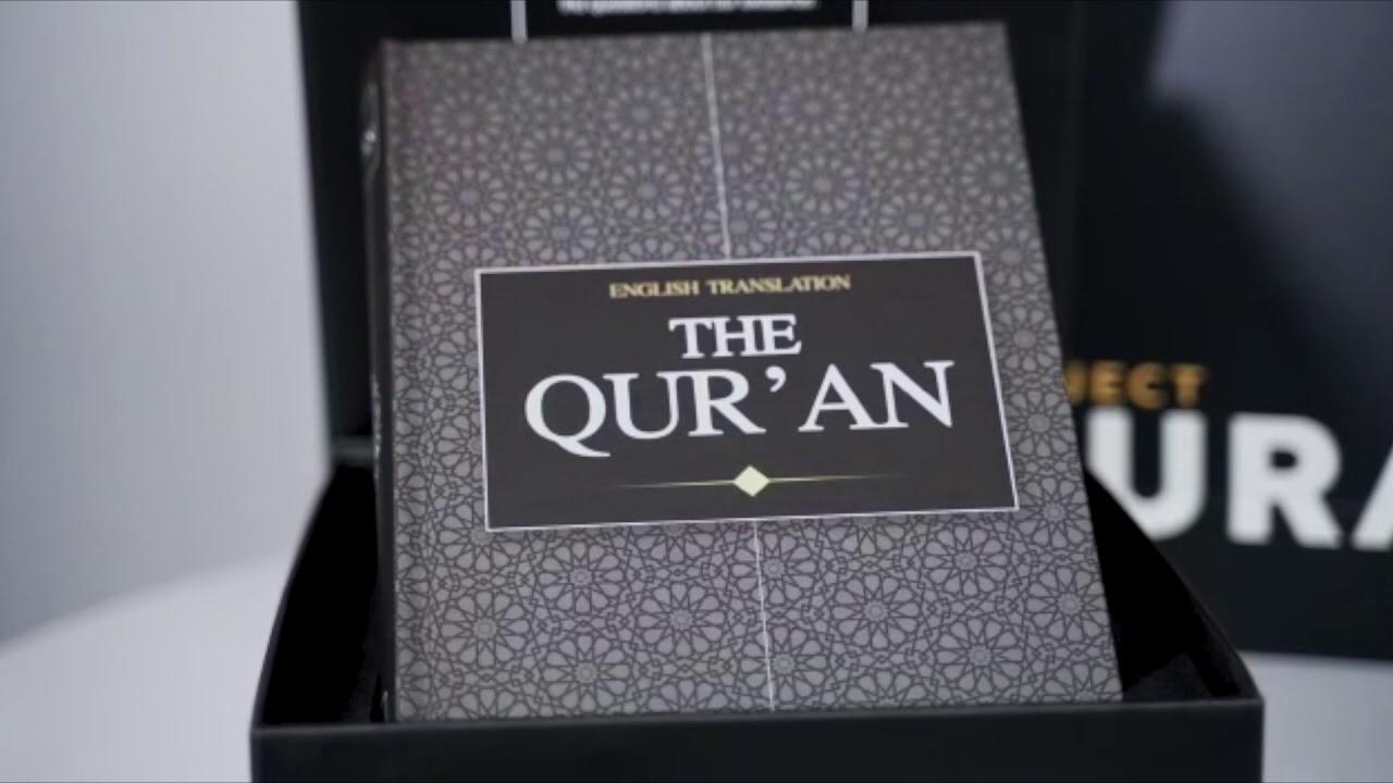 Spons koraner for dawah
