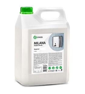 """Жидкое мыло """"Milana Concentrate"""", концентрат 1:4, 5 л"""