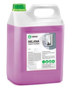 """Жидкое мыло """"Milana"""" черника в йогурте, 5 л"""