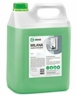 """Жидкое мыло """"Milana"""" алоэ вера, 5 л"""