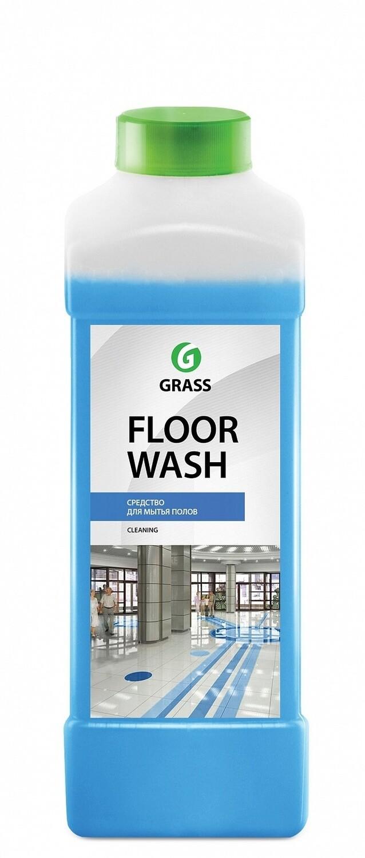 """Нейтральное средство для мытья пола """"Floor wash"""", 1,3 кг"""