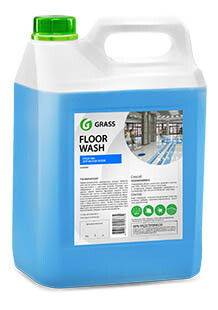 Floor wash detergent for cleaning of any type of surfaces, 5,3 kg