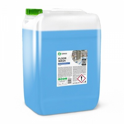 Floor wash detergent for cleaning of any type of surfaces, 20,3 kg