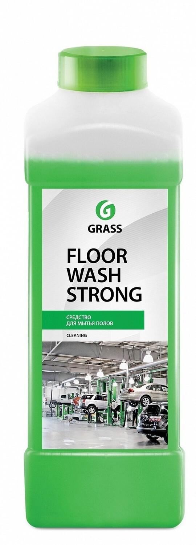 """Щелочное средство для мытья пола """"Floor wash strong"""", 1 л"""