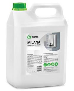 """Жидкое крем-мыло """"Milana"""" жемчужное, 5 л"""