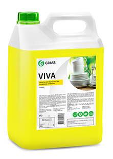 """Средство для ручного мытья посуды """"Viva"""", 5,1 кг"""