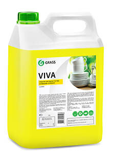 Dishwashing liquid Viva, 5,1 kg