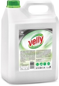 Dishwashing liquid Velly balsam, 5,2 kg