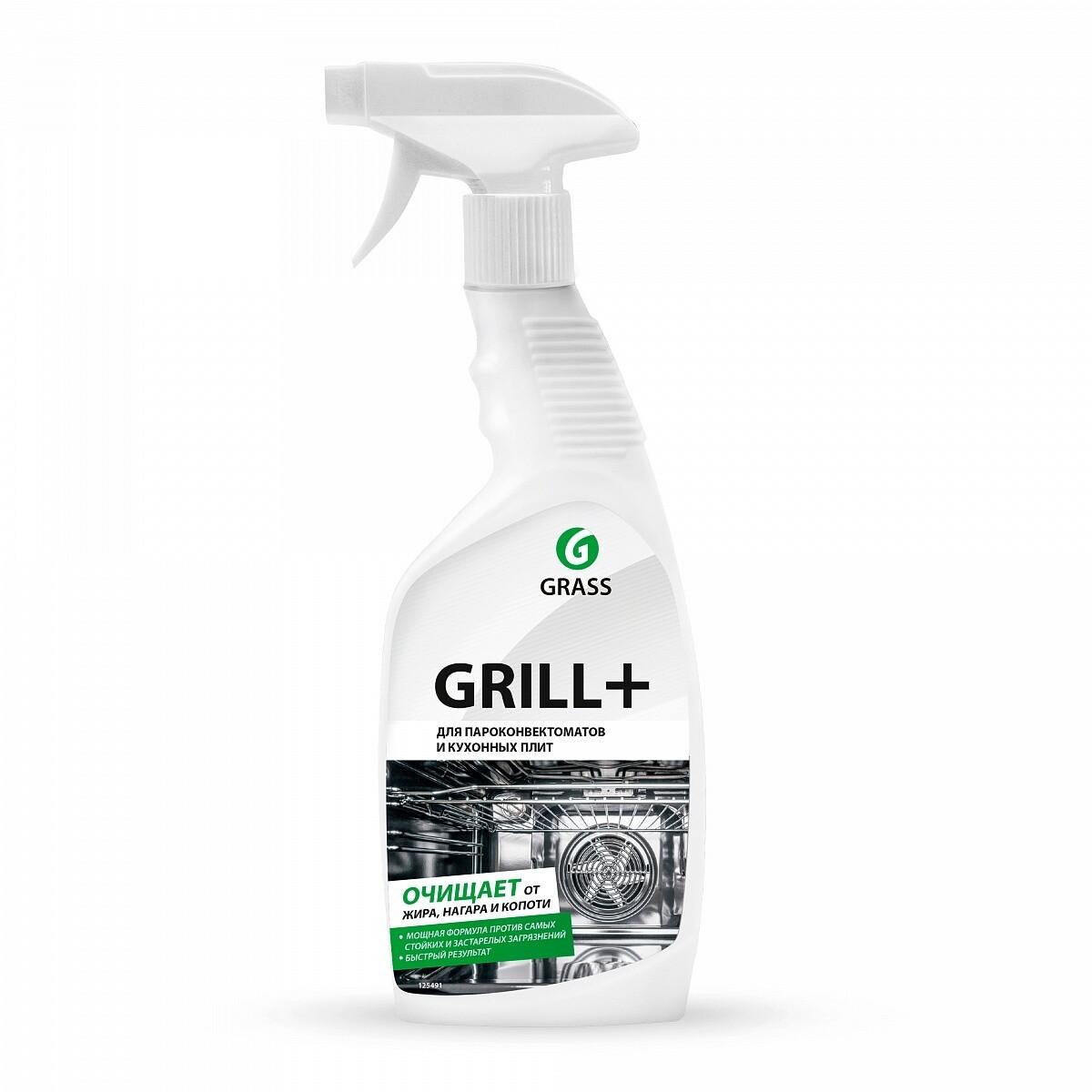 """Чистящее средство """"Grill+"""", 600 ml"""