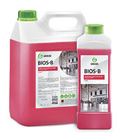Highly concentrated industrial cleaner Bios-b, 5,5 kg