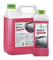 Highly concentrated industrial cleaner Bios-k, 5,6 kg