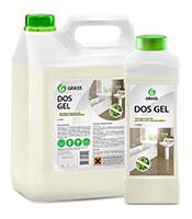 """Дезинфицирующий чистящий гель """"Dos Gel"""", 5,3 кг"""